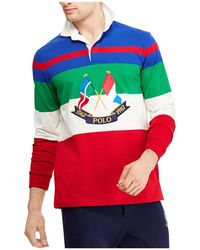 Polo Ralph Lauren - Cp-93 Classic Fit Graphic Rugby Shirt - Lyst