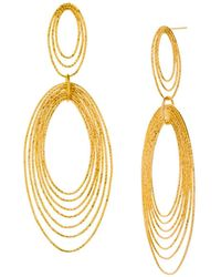 Gorjana - Presley State Drop Earrings - Lyst