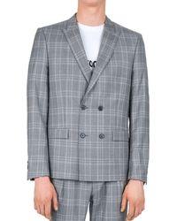 The Kooples - Modern Prince De Galles Slim Fit Sport Coat - Lyst