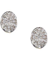 Marco Bicego | Siviglia Diamond Stud Earrings | Lyst
