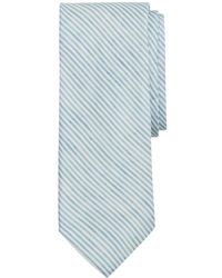 Brooks Brothers - Candy Stripe Classic Tie - Lyst
