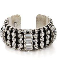 DANNIJO - Luna Cuff Bracelet - Lyst