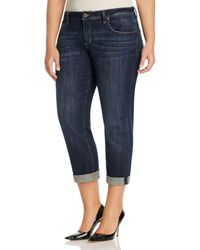 Lucky Brand - Reese Boyfriend Jeans In Matira - Lyst