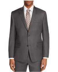 Michael Kors - Sharkskin Classic Fit Suit Jacket - Lyst