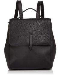 Karen Walker - Arrow Mini Leather Backpack - Lyst