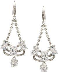Carolee - Mini Chandelier Earrings - Lyst