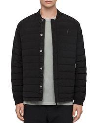 AllSaints - Albion Puffer Jacket - Lyst