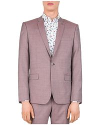 The Kooples - Psychedelic Diamond Classic Fit Sport Coat - Lyst