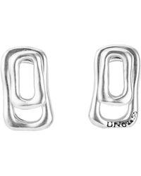 Uno De 50 - Trapped Tiered Drop Earrings - Lyst