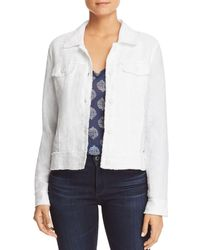 Tommy Bahama - Two Palms Raw-edge Linen Jacket - Lyst