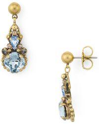 Sorrelli - Elowen Cluster Drop Earrings - Lyst