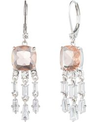 Carolee - Mini Chandelier Drop Earrings - Lyst