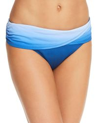 Bleu Rod Beattie - Sarong Hipster Bikini Bottom - Lyst