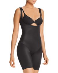 Tc Fine Intimates - Torsette Bodysuit With Shorts - Lyst