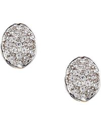 Marco Bicego - Siviglia Diamond Stud Earrings - Lyst
