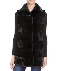 Maximilian - Sheared Mink Fur Vest - 100% Exclusive - Lyst