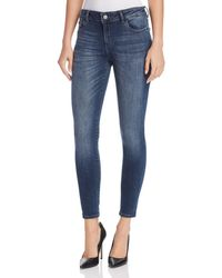 DL1961 - Emma Skinny Jeans In Donahue - Lyst