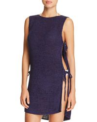 Tommy Bahama - Side Tie Jumper Swim Cover-up - Lyst