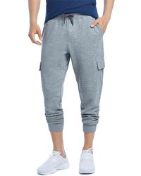 2xist - Cargo Jogger Sweatpants - Lyst