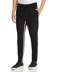 PS by Paul Smith - Striped Jogger Trousers - Lyst