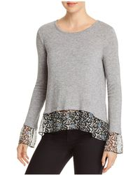Bailey 44 | Taiko Layered-look Top | Lyst