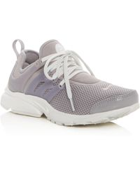 buy online b6a91 6797a Nike - Women s Air Presto Se Lace Up Sneakers - Lyst