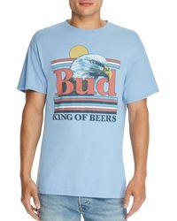 Junk Food - Bud Graphic Tee - Lyst