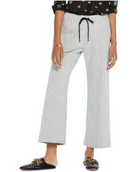 Scotch & Soda - Wide Leg Drawstring Pants - Lyst
