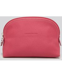Longchamp - Le Foulonne Dome Cosmetic Case - Lyst