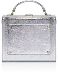 meli melo - Marie Antoinette Leather Crossbody - Lyst