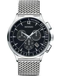 Movado - Circa Chronograph Watch - Lyst