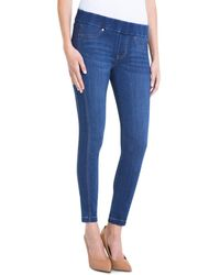 Liverpool Jeans Company - Ankle Legging Jeans In Dunmore Dark - Lyst