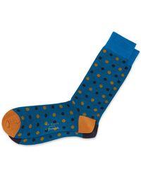 Ted Baker - Porton Spot Socks - Lyst