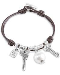 Uno De 50 | Ojito Toggle Bracelet | Lyst
