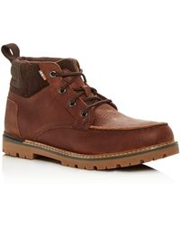TOMS - Men's Hawthorne Waterproof Leather Hiking Boots - Lyst