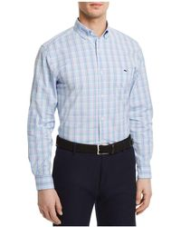 Vineyard Vines - Friendly Island Plaid Classic Fit Button-down Shirt - Lyst