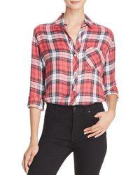 Rails - Hunter Plaid Shirt - Lyst
