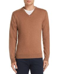 ade80f5f Theory - Valles Cashmere V - Neck Sweater - Lyst