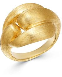 Marco Bicego - 18k Yellow Gold Legami Ring - Lyst