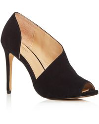 Botkier - Adelia D'orsay Peep Toe Court Shoes - Lyst