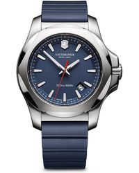 Victorinox - Inox Watch, 43mm - Lyst