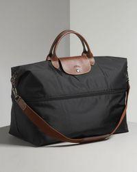 Longchamp - Le Pliage Expandable Travel Duffel Weekender - Lyst