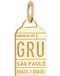 Jet Set Candy - Brazil Gru Luggage Tag Charm - Lyst