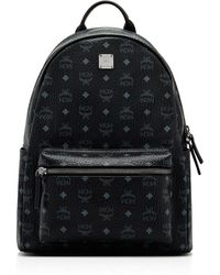 MCM - Visetos Medium Stark Backpack - Lyst