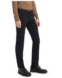 Theory - Tech Raffi Compact Straight Slim Fit Ponte Pants - Lyst