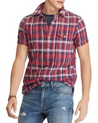 Polo Ralph Lauren - Polo Classic Fit Plaid Shirt - Lyst