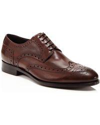Crosby Square - Thomas Wingtip Dress Shoe - Lyst