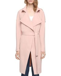 SOIA & KYO - Soia And Kyo Sera Trench Coat - Lyst