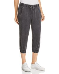 Chaser - Cropped Jogger Trousers - Lyst