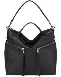 Botkier - New Trigger Medium Leather Convertible Hobo - Lyst